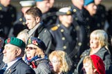 Remembrance Sunday Cenotaph March Past 2013: E32 - Royal Naval Communications Association.. Press stand opposite the Foreign Office building, Whitehall, London SW1, London, Greater London, United Kingdom, on 10 November 2013 at 11:48, image #630