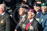 Remembrance Sunday Cenotaph March Past 2013: F1 - British Korean Veterans Association.. Press stand opposite the Foreign Office building, Whitehall, London SW1, London, Greater London, United Kingdom, on 10 November 2013 at 11:49, image #739