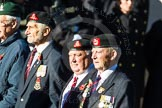 Remembrance Sunday Cenotaph March Past 2013: F1 - British Korean Veterans Association.. Press stand opposite the Foreign Office building, Whitehall, London SW1, London, Greater London, United Kingdom, on 10 November 2013 at 11:49, image #742