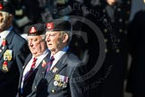 Remembrance Sunday Cenotaph March Past 2013: F1 - British Korean Veterans Association.. Press stand opposite the Foreign Office building, Whitehall, London SW1, London, Greater London, United Kingdom, on 10 November 2013 at 11:50, image #743