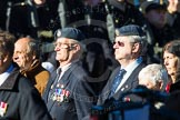 Remembrance Sunday Cenotaph March Past 2013: F2 - National Malaya & Borneo Veterans Association.. Press stand opposite the Foreign Office building, Whitehall, London SW1, London, Greater London, United Kingdom, on 10 November 2013 at 11:50, image #749
