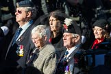 Remembrance Sunday Cenotaph March Past 2013: F2 - National Malaya & Borneo Veterans Association.. Press stand opposite the Foreign Office building, Whitehall, London SW1, London, Greater London, United Kingdom, on 10 November 2013 at 11:50, image #750