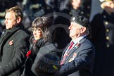 Remembrance Sunday Cenotaph March Past 2013: F2 - National Malaya & Borneo Veterans Association.. Press stand opposite the Foreign Office building, Whitehall, London SW1, London, Greater London, United Kingdom, on 10 November 2013 at 11:50, image #752