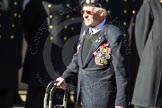 Remembrance Sunday Cenotaph March Past 2013: F3 - Normandy Veterans Association.. Press stand opposite the Foreign Office building, Whitehall, London SW1, London, Greater London, United Kingdom, on 10 November 2013 at 11:50, image #754