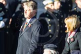 Remembrance Sunday Cenotaph March Past 2013: F3 - Normandy Veterans Association.. Press stand opposite the Foreign Office building, Whitehall, London SW1, London, Greater London, United Kingdom, on 10 November 2013 at 11:50, image #756