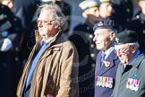 Remembrance Sunday Cenotaph March Past 2013: F3 - Normandy Veterans Association.. Press stand opposite the Foreign Office building, Whitehall, London SW1, London, Greater London, United Kingdom, on 10 November 2013 at 11:50, image #759