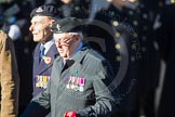 Remembrance Sunday Cenotaph March Past 2013: F3 - Normandy Veterans Association.. Press stand opposite the Foreign Office building, Whitehall, London SW1, London, Greater London, United Kingdom, on 10 November 2013 at 11:50, image #760