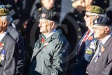 Remembrance Sunday Cenotaph March Past 2013: F4 - National Service Veterans Alliance.. Press stand opposite the Foreign Office building, Whitehall, London SW1, London, Greater London, United Kingdom, on 10 November 2013 at 11:50, image #768