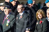 Remembrance Sunday Cenotaph March Past 2013: F6 - Monte Cassino Society.. Press stand opposite the Foreign Office building, Whitehall, London SW1, London, Greater London, United Kingdom, on 10 November 2013 at 11:50, image #785