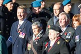 Remembrance Sunday Cenotaph March Past 2013: F6 - Monte Cassino Society.. Press stand opposite the Foreign Office building, Whitehall, London SW1, London, Greater London, United Kingdom, on 10 November 2013 at 11:50, image #789