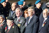 Remembrance Sunday Cenotaph March Past 2013: F6 - Monte Cassino Society.. Press stand opposite the Foreign Office building, Whitehall, London SW1, London, Greater London, United Kingdom, on 10 November 2013 at 11:50, image #791