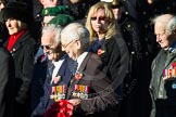 Remembrance Sunday Cenotaph March Past 2013: F11 - Burma Star Association.. Press stand opposite the Foreign Office building, Whitehall, London SW1, London, Greater London, United Kingdom, on 10 November 2013 at 11:52, image #853