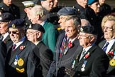 Remembrance Sunday Cenotaph March Past 2013: F16 - Aden Veterans Association.. Press stand opposite the Foreign Office building, Whitehall, London SW1, London, Greater London, United Kingdom, on 10 November 2013 at 11:52, image #900