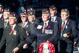 Remembrance Sunday Cenotaph March Past 2013: A19 - Royal Scots Regimental Association.. Press stand opposite the Foreign Office building, Whitehall, London SW1, London, Greater London, United Kingdom, on 10 November 2013 at 11:57, image #1187