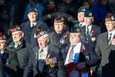 Remembrance Sunday Cenotaph March Past 2013: A22 - Gordon Highlanders Association.. Press stand opposite the Foreign Office building, Whitehall, London SW1, London, Greater London, United Kingdom, on 10 November 2013 at 11:57, image #1219