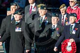Remembrance Sunday Cenotaph March Past 2013: A23 - Argyll & Sutherland Highlanders Regimental Association.. Press stand opposite the Foreign Office building, Whitehall, London SW1, London, Greater London, United Kingdom, on 10 November 2013 at 11:57, image #1224