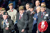 Remembrance Sunday Cenotaph March Past 2013: A25 - Grenadier Guards Association.. Press stand opposite the Foreign Office building, Whitehall, London SW1, London, Greater London, United Kingdom, on 10 November 2013 at 11:57, image #1229