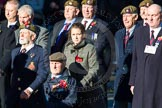 Remembrance Sunday Cenotaph March Past 2013: A25 - Grenadier Guards Association.. Press stand opposite the Foreign Office building, Whitehall, London SW1, London, Greater London, United Kingdom, on 10 November 2013 at 11:58, image #1233