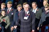 Remembrance Sunday Cenotaph March Past 2013: A26 - Coldstream Guards Association.. Press stand opposite the Foreign Office building, Whitehall, London SW1, London, Greater London, United Kingdom, on 10 November 2013 at 11:58, image #1234