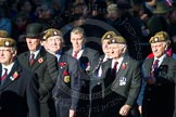 Remembrance Sunday Cenotaph March Past 2013: A27 - Scots Guards Association.. Press stand opposite the Foreign Office building, Whitehall, London SW1, London, Greater London, United Kingdom, on 10 November 2013 at 11:58, image #1242