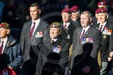 Remembrance Sunday Cenotaph March Past 2013: A27 - Scots Guards Association.. Press stand opposite the Foreign Office building, Whitehall, London SW1, London, Greater London, United Kingdom, on 10 November 2013 at 11:58, image #1249