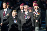 Remembrance Sunday Cenotaph March Past 2013: A27 - Scots Guards Association.. Press stand opposite the Foreign Office building, Whitehall, London SW1, London, Greater London, United Kingdom, on 10 November 2013 at 11:58, image #1250