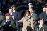 Remembrance Sunday Cenotaph March Past 2013: A30 - Princess of Wales's Royal Regiment.. Press stand opposite the Foreign Office building, Whitehall, London SW1, London, Greater London, United Kingdom, on 10 November 2013 at 11:58, image #1266
