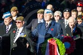 Remembrance Sunday Cenotaph March Past 2013: A30 - Princess of Wales's Royal Regiment.. Press stand opposite the Foreign Office building, Whitehall, London SW1, London, Greater London, United Kingdom, on 10 November 2013 at 11:58, image #1272