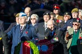 Remembrance Sunday Cenotaph March Past 2013: A30 - Princess of Wales's Royal Regiment.. Press stand opposite the Foreign Office building, Whitehall, London SW1, London, Greater London, United Kingdom, on 10 November 2013 at 11:58, image #1274