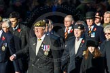 Remembrance Sunday Cenotaph March Past 2013: A30 - Princess of Wales's Royal Regiment.. Press stand opposite the Foreign Office building, Whitehall, London SW1, London, Greater London, United Kingdom, on 10 November 2013 at 11:58, image #1279