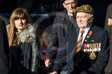 Remembrance Sunday Cenotaph March Past 2013: A33 - Royal Sussex Regimental Association.. Press stand opposite the Foreign Office building, Whitehall, London SW1, London, Greater London, United Kingdom, on 10 November 2013 at 11:58, image #1293