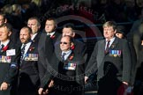 Remembrance Sunday Cenotaph March Past 2013: B12 - Association of Ammunition Technicians.. Press stand opposite the Foreign Office building, Whitehall, London SW1, London, Greater London, United Kingdom, on 10 November 2013 at 12:00, image #1385
