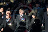 Remembrance Sunday Cenotaph March Past 2013: B12 - Association of Ammunition Technicians.. Press stand opposite the Foreign Office building, Whitehall, London SW1, London, Greater London, United Kingdom, on 10 November 2013 at 12:00, image #1386