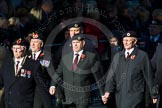 Remembrance Sunday Cenotaph March Past 2013: B13 - Beachley Old Boys Association.. Press stand opposite the Foreign Office building, Whitehall, London SW1, London, Greater London, United Kingdom, on 10 November 2013 at 12:00, image #1389