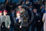 Remembrance Sunday Cenotaph March Past 2013: B22 - Airborne Engineers Association.. Press stand opposite the Foreign Office building, Whitehall, London SW1, London, Greater London, United Kingdom, on 10 November 2013 at 12:02, image #1492