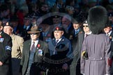 Remembrance Sunday Cenotaph March Past 2013: B27 - RAOC Association.. Press stand opposite the Foreign Office building, Whitehall, London SW1, London, Greater London, United Kingdom, on 10 November 2013 at 12:03, image #1537