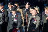 Remembrance Sunday Cenotaph March Past 2013: B28 - Army Catering Corps Association.. Press stand opposite the Foreign Office building, Whitehall, London SW1, London, Greater London, United Kingdom, on 10 November 2013 at 12:03, image #1550