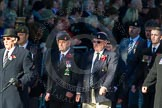 Remembrance Sunday Cenotaph March Past 2013: B29 - Royal Pioneer Corps Association.. Press stand opposite the Foreign Office building, Whitehall, London SW1, London, Greater London, United Kingdom, on 10 November 2013 at 12:03, image #1553