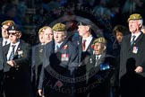 Remembrance Sunday Cenotaph March Past 2013: B29 - Royal Pioneer Corps Association.. Press stand opposite the Foreign Office building, Whitehall, London SW1, London, Greater London, United Kingdom, on 10 November 2013 at 12:03, image #1562