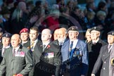 Remembrance Sunday Cenotaph March Past 2013: B32 - Royal Electrical & Mechanical Engineers Association.. Press stand opposite the Foreign Office building, Whitehall, London SW1, London, Greater London, United Kingdom, on 10 November 2013 at 12:04, image #1584