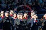 Remembrance Sunday Cenotaph March Past 2013: B39 - Queen Alexandra's Royal Army Nursing Corps Association.. Press stand opposite the Foreign Office building, Whitehall, London SW1, London, Greater London, United Kingdom, on 10 November 2013 at 12:04, image #1638