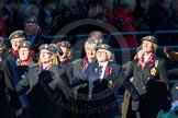 Remembrance Sunday Cenotaph March Past 2013: B39 - Queen Alexandra's Royal Army Nursing Corps Association.. Press stand opposite the Foreign Office building, Whitehall, London SW1, London, Greater London, United Kingdom, on 10 November 2013 at 12:04, image #1639