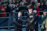 Remembrance Sunday Cenotaph March Past 2013: C1 - Royal Air Forces Association.. Press stand opposite the Foreign Office building, Whitehall, London SW1, London, Greater London, United Kingdom, on 10 November 2013 at 12:05, image #1646