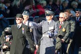 Remembrance Sunday Cenotaph March Past 2013: C1 - Royal Air Forces Association.. Press stand opposite the Foreign Office building, Whitehall, London SW1, London, Greater London, United Kingdom, on 10 November 2013 at 12:05, image #1649