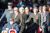 Remembrance Sunday Cenotaph March Past 2013: C1 - Royal Air Forces Association.. Press stand opposite the Foreign Office building, Whitehall, London SW1, London, Greater London, United Kingdom, on 10 November 2013 at 12:05, image #1654