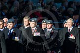 Remembrance Sunday Cenotaph March Past 2013: C2 - Royal Air Force Regiment Association.. Press stand opposite the Foreign Office building, Whitehall, London SW1, London, Greater London, United Kingdom, on 10 November 2013 at 12:05, image #1664