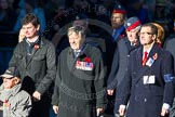 Remembrance Sunday Cenotaph March Past 2013: C3 - Royal Air Forces Ex-Prisoner's of War Association.. Press stand opposite the Foreign Office building, Whitehall, London SW1, London, Greater London, United Kingdom, on 10 November 2013 at 12:06, image #1697