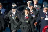 Remembrance Sunday Cenotaph March Past 2013: C5 - Royal Air Force Air Loadmasters Association.. Press stand opposite the Foreign Office building, Whitehall, London SW1, London, Greater London, United Kingdom, on 10 November 2013 at 12:06, image #1714