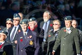 Remembrance Sunday Cenotaph March Past 2013: C10 - National Service (Royal Air Force) Association.. Press stand opposite the Foreign Office building, Whitehall, London SW1, London, Greater London, United Kingdom, on 10 November 2013 at 12:07, image #1774