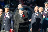 Remembrance Sunday Cenotaph March Past 2013: C11 - RAFLING Association.. Press stand opposite the Foreign Office building, Whitehall, London SW1, London, Greater London, United Kingdom, on 10 November 2013 at 12:07, image #1780